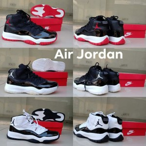Sepatu Nike Jordan Basket Ball