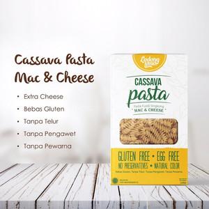 Ladang Lima Pasta Keju Cassava Pasta Mac & Cheese