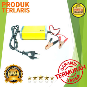charger accu /cas aki /Portable Motorcrycle Car Battery Charger 12V/2a