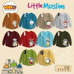 vitto little muslim