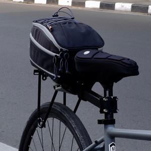 Tas Pannier sepeda   Tas sepeda eibag 1510 hitam