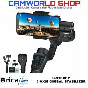 BRICA - B-STEADY 3-AXIS GIMBAL STABILIZER