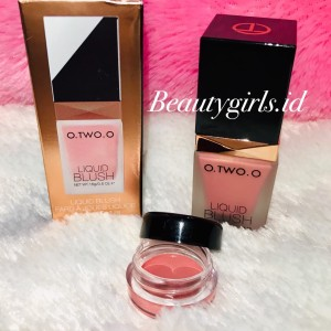 O.TWO.O BLUSH ON SHARE IN JAR