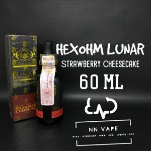 Liquid Hexohm Lunar Strawberry Cheesecake 60ml