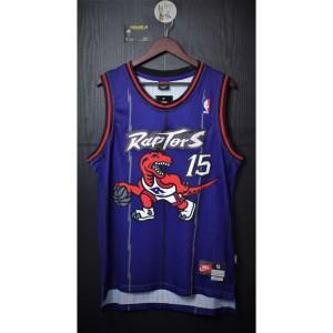 Jersey Basket(grade ori)NBA TORONTO RAPTORS #15 VINCE CARTER