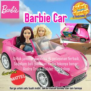 Barbie Car ori Mattel Mobil Barbie original luxury car