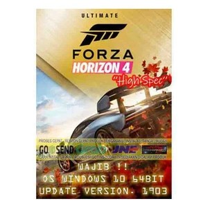 FORZA HORIZON 4 ULTIMATE EDITION | CD DVD GAME PC GAME GAMING PC