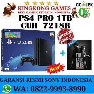 PS4 PRO 1TB Garansi Resmi Sony Indo