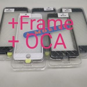 Kaca Lcd iPhone 7 Frame OCA