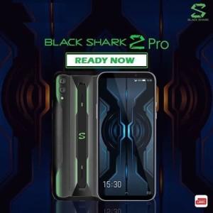 BLACK SHARK 2 PRO 256GB RAM 12GB BLACKSHARK 2 PRO - BNIB - BONUS TG