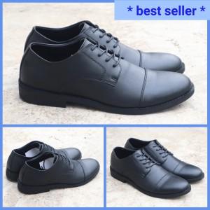 sepatu kerja derby harmel sepatu pantofel derby harmel