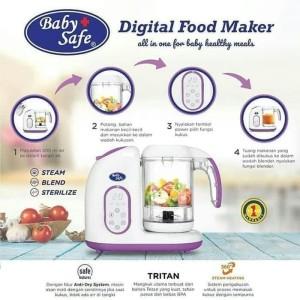Babysafe Digital Food Maker LB02