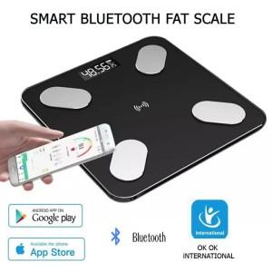 Timbangan Badan Digital Body Fat Monitor Smart Bluetooth
