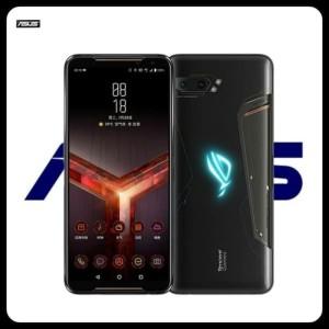 ASUS ROG PHONE 2 ROG PHONE II 512GB RAM 12GB - NEW -BONUS ANTI GORES
