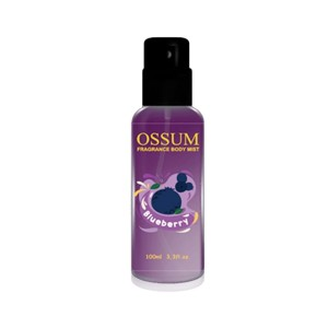 OSSUM Body Mist Women - Blueberry 100ml