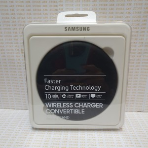 Wireless Charger Samsung S8 - S8+ S9 - S9+ Note 8 Stand & Pad Original