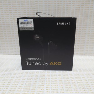Headset Earphone Handsfree Samsung S10e S10 S10+ By AKG ORI 100% BLACK