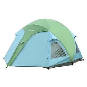 tenda camping 4 orang windproof dewproof