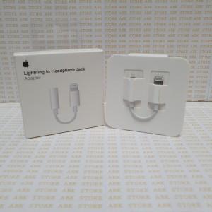 Lightning To Headphone Jack 3.5mm For Iphone 7 7+ 8 Plus X XS ORI 100%
