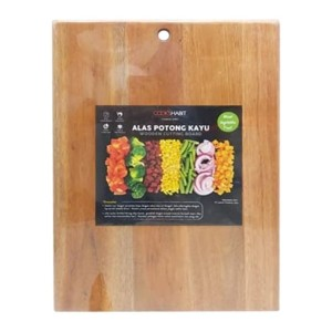 Wooden Cutting Board Basic Large - Cooks Habit