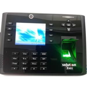 Solution Access Door X401 Fingerprint