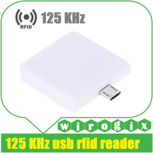 125 KHz USB OTG Android RFID Reader