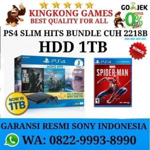 PS4 Slim Garansi Resmi Sony Indonesia