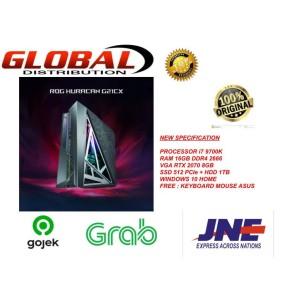Desktop Asus G21CX-I7R73T 9700K/16/1Tb+Ssd512/RTX2070 Asus Huracan G21