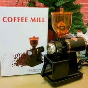 Grinder Kopi / Coffee Grinder N600 Coffee Mill Feima Feiying Black