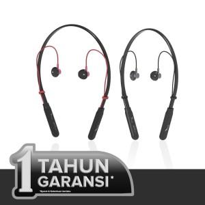 Hippo Miooz NB-01 Sporty Stereo Bluetooth Earphone Garansi Resmi