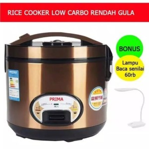 Rice Cooker Low Carbo/Penanak Nasi Rendah Gula