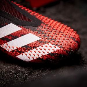 NEW Sepatu Bola adidas Predator Mutator 20+ FG - Core Black/White/Acti
