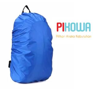 cover tas backpack / rain coat tas /anti basah hujan