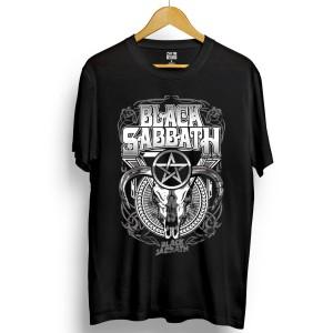 KAOS BLACK SABBATH ROCK BAND