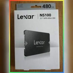 Lexar SSD 480GB NS100