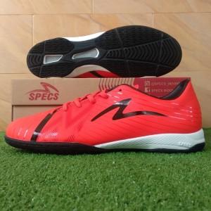 Specs Accelerator Slaz Pro IN (Sepatu Futsal) - Bright Red/Black