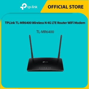 TP-LINK Wireless Router 3G / 4G TL-MR6400