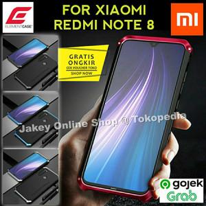 Xiaomi Redmi Note 8 ELEMENT SOLACE case full cover pc metal casing HP