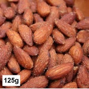 Roasted Almond Lightly Salted/ Kacang Almond Panggang rasa Asin Ringan