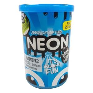 Compound Kings Slime Neon Mainan Jelly Anti Lengket Botol Jar
