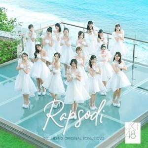 "JKT48 Single Original ""Rapsodi"" (CD+DVD)"