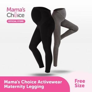 Mama's Choice Active-wear Maternity Legging - Legging Ibu Hamil