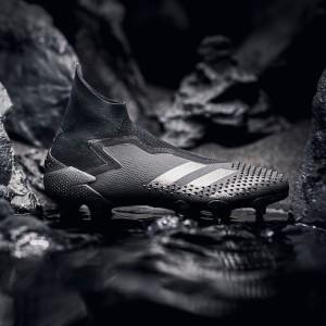 NEW Sepatu Bola adidas Predator Mutator 20+ FG - Core Black/Solid Grey