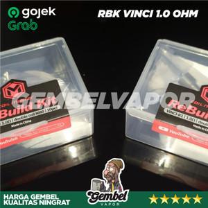 COIL MASTER RBK VINCI REBUILD KIT VINCI R1 1.0 OHM