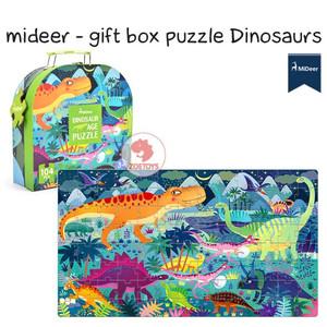 Zoetoys Mideer - Gift Box Puzzle Our World | mainan edukasi | edutoys