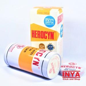 HEROCYN MEDICATED SKIN POWDER 150ml - Bedak Obat Untuk Kulit