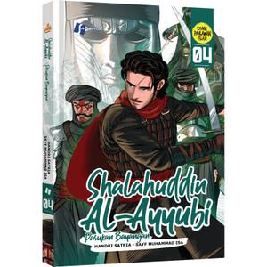 Komik Shalauddin Al Ayyubi #4 Pasukan Bayangan
