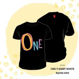 JKT48 One T-Shirt Black