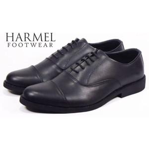 sepatu pantofel pria model oxford formal kantor pesta wisuda kerja pdh