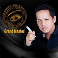 IQBAL Sulam Alis Bibir  Eyelash Extension Grand Master